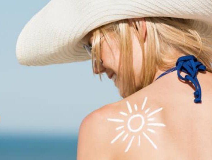 natuurlijke zonnebrandcrème